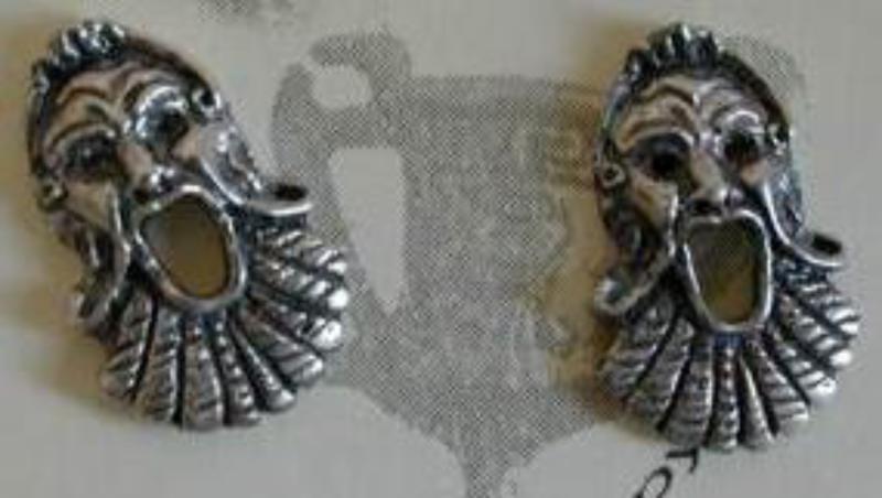 earrings-mask-apotropaic-mod-2539