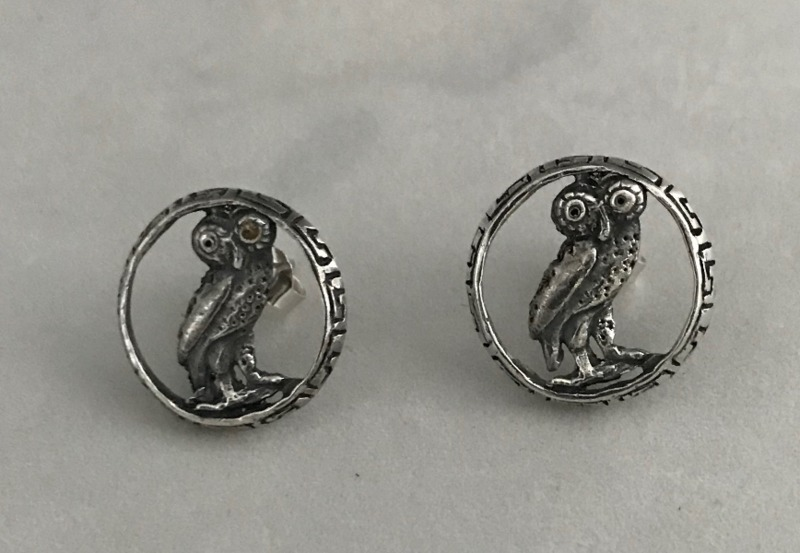earrings-greek-owl-mod-4981