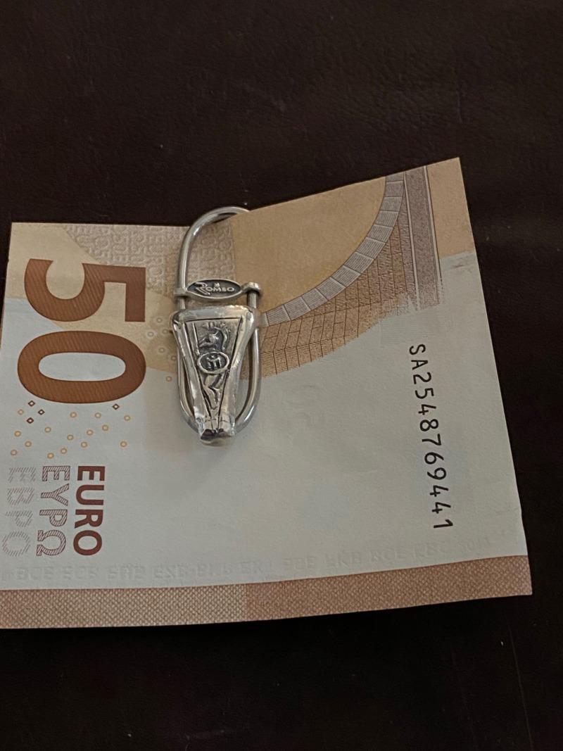 money-clip-silver-and-steel-warrior-kr