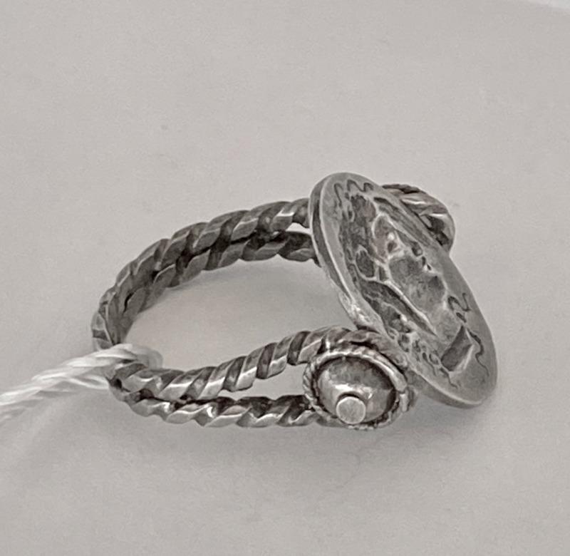 anello-romeo-testa-incusa-ermes