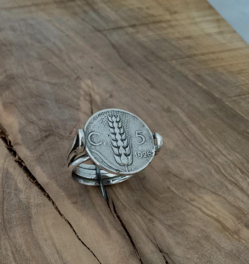 anello-lira-italiana-5-cent-spiga-mod-4976
